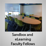 Sandbox and eLearning Faculty Fellows