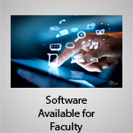 Software Available for Faculty